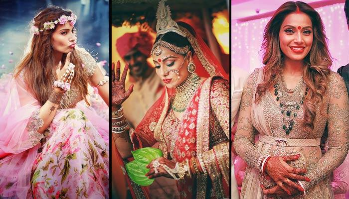 5 Stunning Looks Of Bipasha Basu From Her Wedding Which Every Bride-To-Be Should Take A Note Of