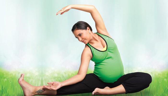 5 Easy Ways To Keep Yourself Fit During Pregnancy
