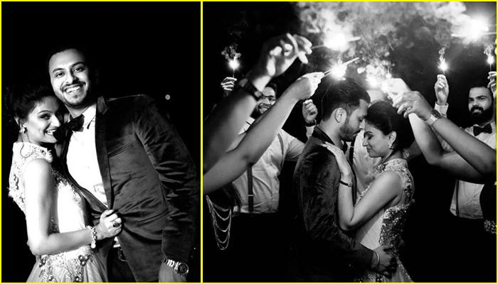 Rahul Mahajan's Ex-Wife Dimpy Ganguly Flaunts Her Second Marriage In Jaw-Dropping Wedding Pics