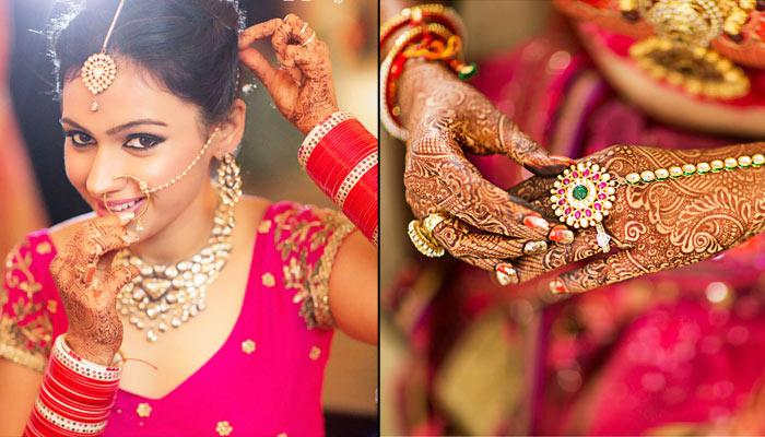 Dear Bride-To-Be, Here Are 10 Stunning Getting Ready Shots That You Must Have In Your Wedding Album