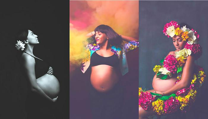 Shveta Salve Got Her Maternity Photo Shoot Done And Boy She Nailed It Like No One Else Could!