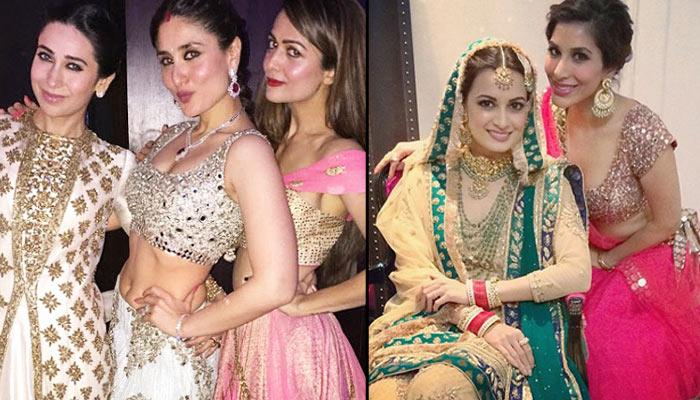 13 Most Adorable Pictures Of Indian Brides With Their Naughty Gang Of Besties