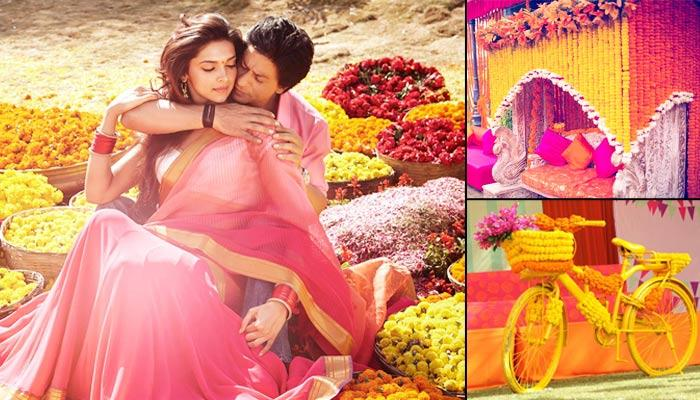10 Unique Ways To Use 'Gende Ka Phool' For The Most Colourful Wedding Decor