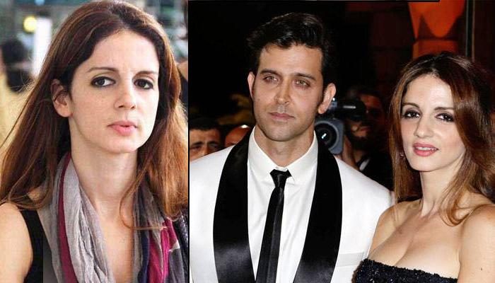 Sussanne Khan Finally Revealed That Why She Ended Her 13 Years Of Marriage With Hrithik Roshan