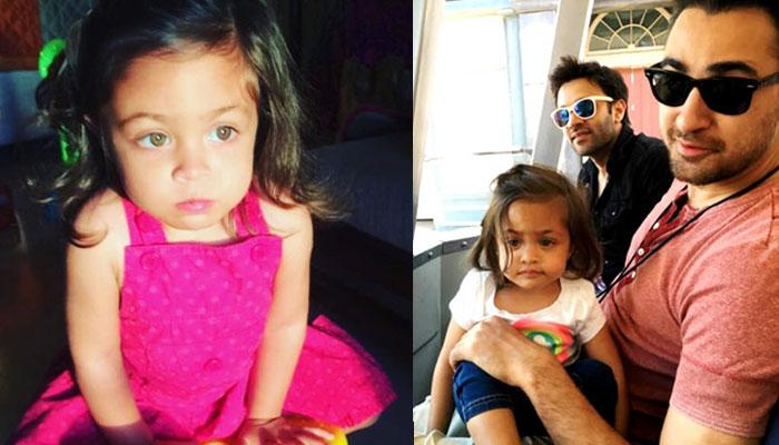 This Video Of Imran Khan's Little Princess Imara Copying Her Mother Is Too Cute To Ignore
