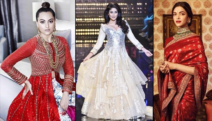 Bollywood Divas And Their Beloved Fashion Designers Who Keep Them Click Ready