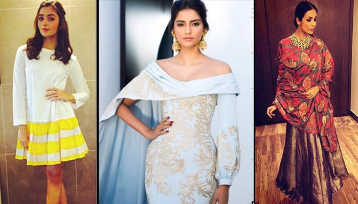 5 Bollywood Actresses On Instagram Who Will Give You Serious Fashion Goals