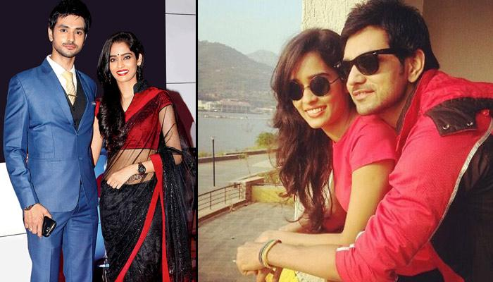Shakti arora and neha saxenda wedding bands