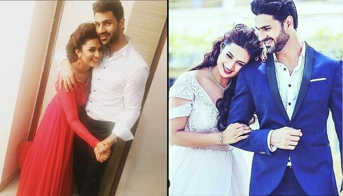 Vivek's Sweet Gesture For Divyanka Before She Left For Bhopal Will Make You Go Green With Envy