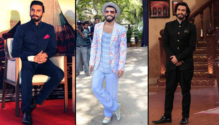 10 Times Ranveer Singh Proved That He Is The Ultimate King Of Fashion In Bollywood