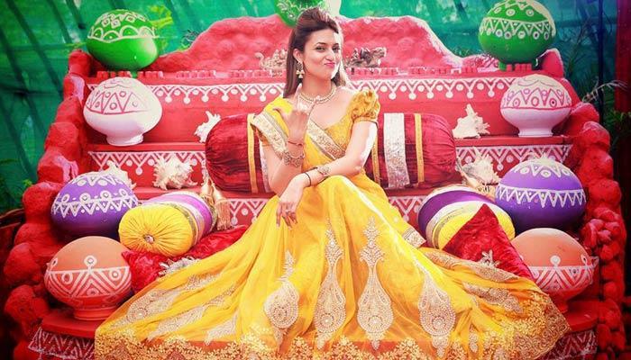 Divyanka Looks Like A Fairy From Heaven On Her Haldi Ceremony