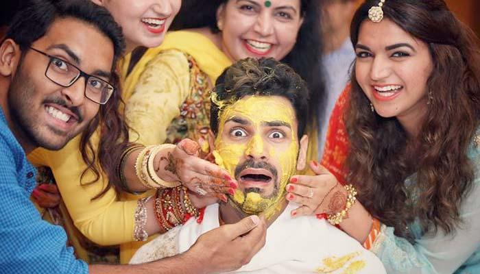 Glowing In Yellow: Vivek Dahiya Looks Adorable On His Haldi Ceremony