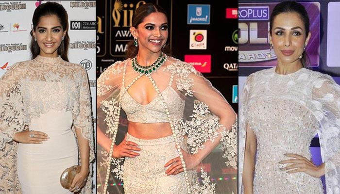 6 Bollywood Divas Sizzle In The Newest And Most Ravishing Trend In Bollywood: Cape Gown