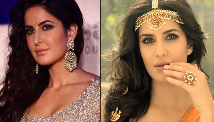 Best Indian Bridal Looks Of Katrina Kaif From Movies
