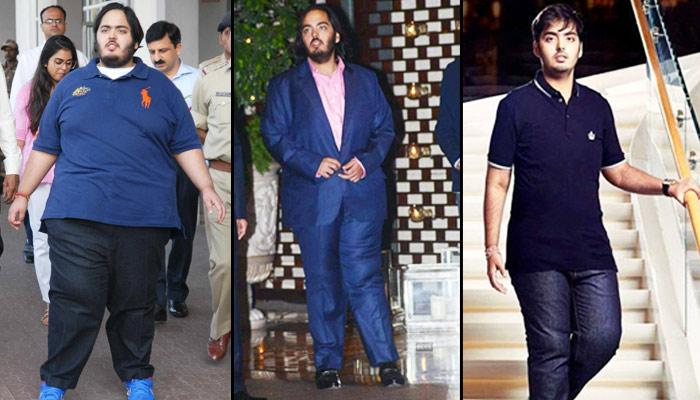 The Incredible Weight Loss Journey Of Mukesh Ambani's Son, Anant Ambani Will Leave You Surprised