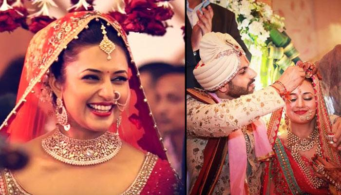 Divyanka Tripathi Mehndi Ceremony : Finally divyanka tripathi and vivek dahiya s wedding trailer is