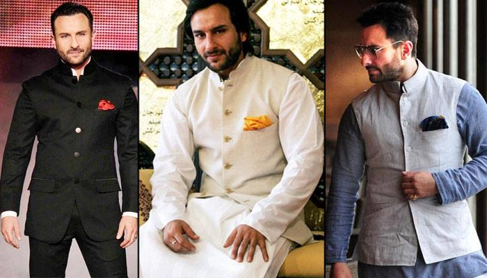 6 Amazing Style Tips That Grooms Can Steal From Chote Nawab Saif Ali Khan