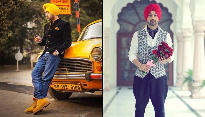 5 Best Looks Of Diljit Dosanjh That Grooms Can Steal For Their Wedding Functions