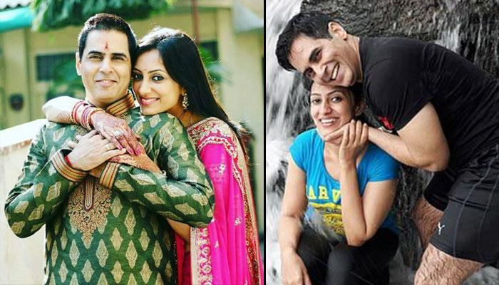 Aman Verma Is Enjoying A Quick Monsoon Vacation With Fiancé Vandana Lalwani