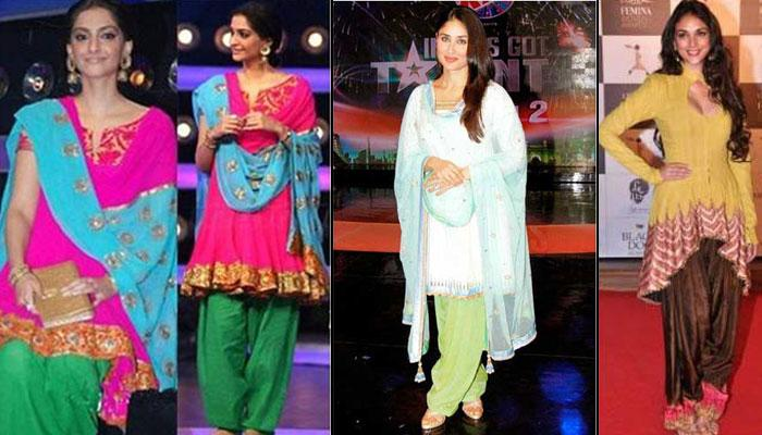 5 Mistakes You Make While Wearing Or Buying A Churidar And Salwar