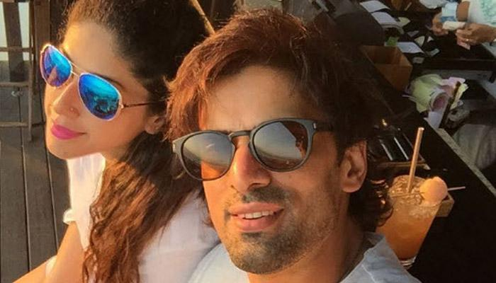 You Cannot Miss These Adorable Vacation Pictures Of 'Jhalak' Fame Mohit Malik With His Wife Addite