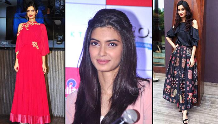 Famous Bollywood Sensation Diana Penty Is The New Fashionista In Town