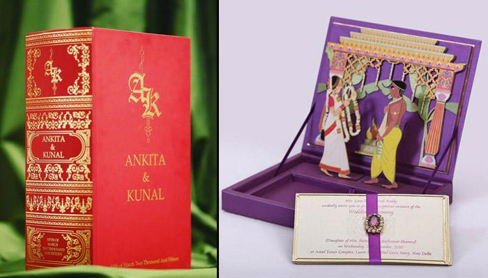 Best Designers In Delhi For Luxurious And Elegant Wedding Cards
