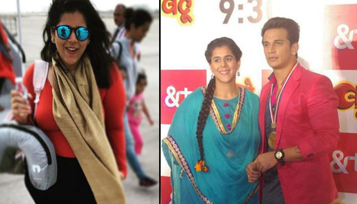 Cute 'Badho Bahu' Actress Ryatsha Rathore Is Dating This ...