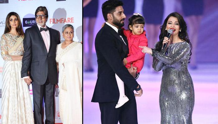 10 Times The Bachchans Proved That They Are The Most Stylish Family Of Bollywood