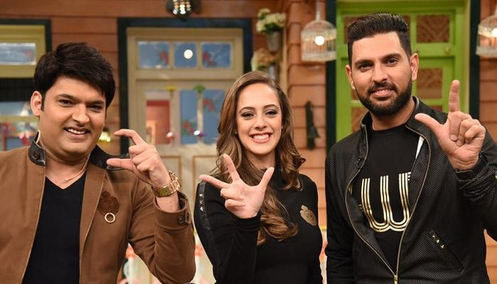 Yuvraj Singh And Hazel Keech Reveal Their Love Story For The First Time At 'The Kapil Sharma Show'