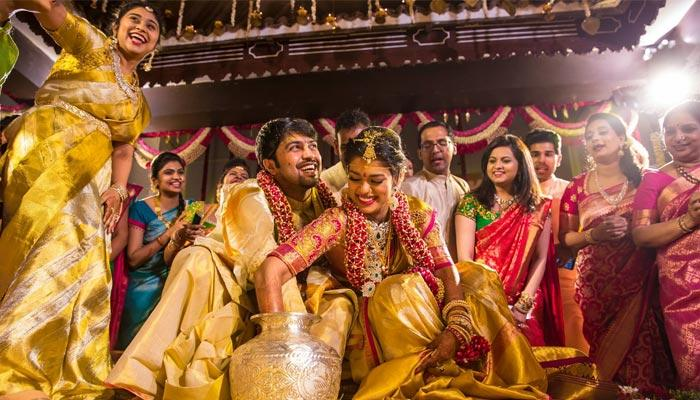 8ed2029487 Stunning South Indian Brides And Their Dream-Like Wedding Moments