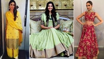 A Complete Style Guide To Look Trendy And Traditional This Navratri