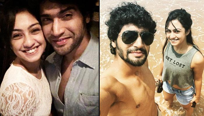 Abigail Pande And Sanam Johar's Fun Vacation At 'The Land Of Beaches' Goa