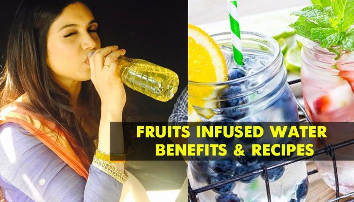 The Health Benefits Of Drinking 'Fruits Infused Water', The Ultimate Weight Loss Secret