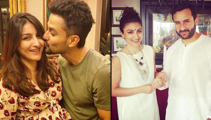 Saif's Luxurious Gift And Kunal's Cutest Wish, Soha's First B'Day As A Mom Was Epic