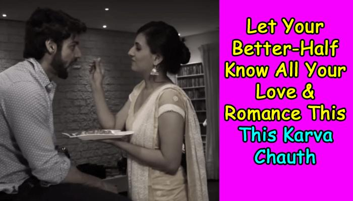 [Video]: Couples Don't Fast On Karva Chauth Just For Tradition, They Do So For 'Love'