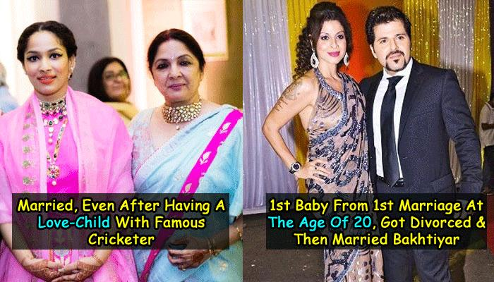 7 Bollywood Single Moms Who Broke The Stereotypes And Gave Marriage Another Chance