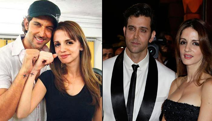 Did Hrithik Cheat On Sussanne Which Resulted In Their Divorce? Hrithik Reveals It All
