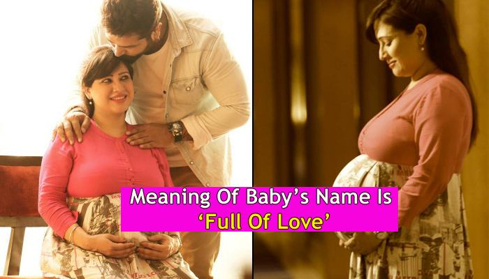 'Yeh Rishta Kya Kehlata Hai' Fame Pooja Joshi Is Blessed With A Baby And Have The Cutest Name