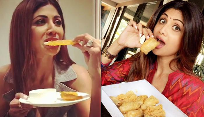 Shilpa Shetty Kundra Eats These Tasty And Delicious Sweets On Her Cheat Days