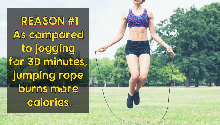 7 Reasons Why Jumping Rope Is The Best Exercise For You