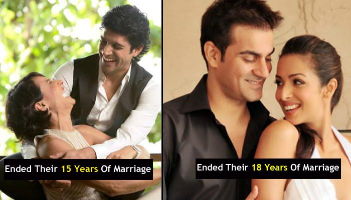 14 Bollywood Love Marriages That Ended In Shocking Divorce