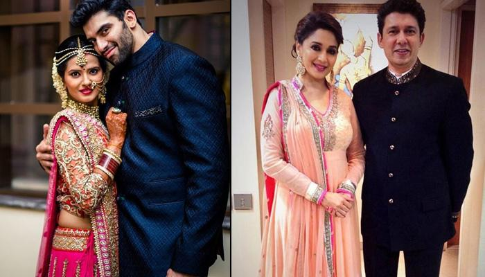 10 Famous Bollywood And Television Celebrities Who Had An Arranged Marriage
