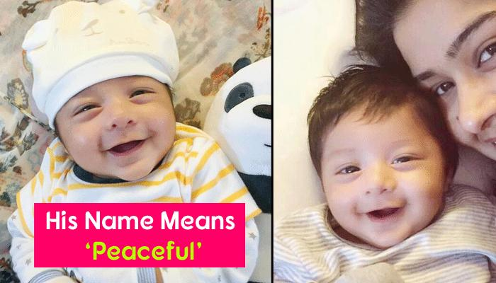 Popular Zee TV Show Fame Actress Chooses A Unique Name For Her Baby, Shares Lovely Pics