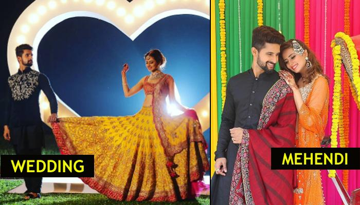Steal The Look: Ravi And Sargun's Decoded Fashion Looks For All Your Wedding Functions