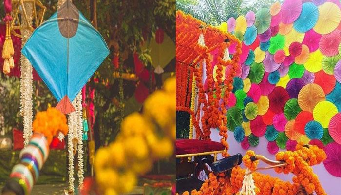 10 Amazing And Easy DIY Ideas To Make Your Mehendi Decor