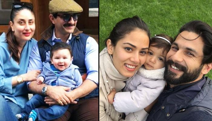21 Bollywood Celebrities And Their Super-Adorable Kids Who Are Stars Already