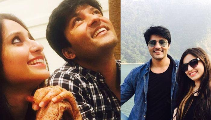 Anas Rashid Shares Adorable Pictures With Wife Heena From Their Honeymoon