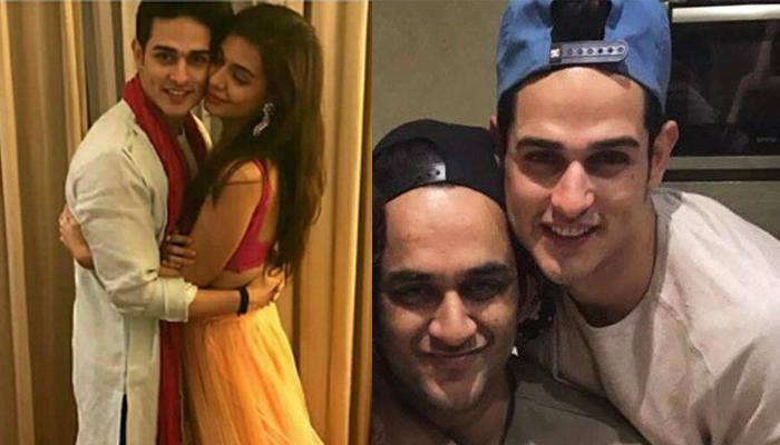 'Bigg Boss 11' Fame Priyank Breaks Up With GF Divya And Vikas Gupta Is The Reason