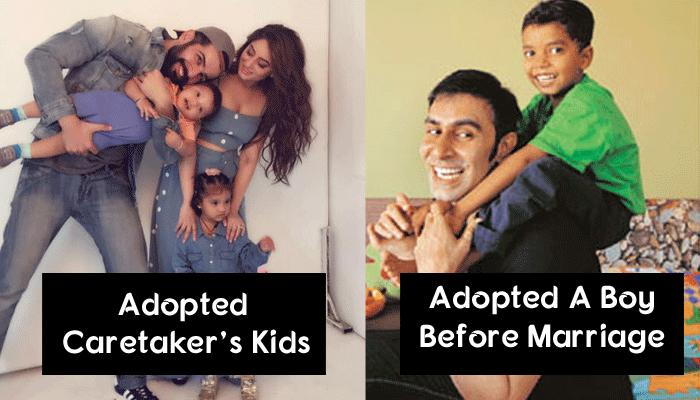11 Famous Celebrities Who Are Parents To Adopted Kids